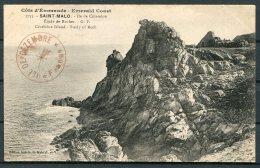 France Saint Malo - Ile De Cezambre Postcard - France