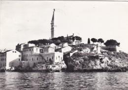 Rovinj - Panorama * 10. 8. 1964 - Kroatien
