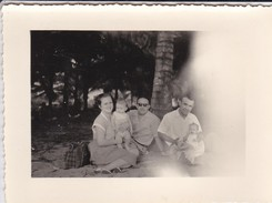MIMI PHOTO---ABIDJAN--janvier 51--sous Les Cocotiers--voir 2 Scans - Photographs