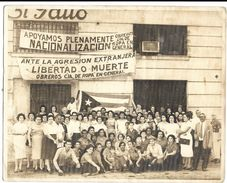 CUBA - Groupe De Personnes - Cuba