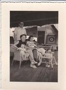 MIMI PHOTO---BATEAUX  PAQUEBOT  FOCH--sur Le Foch Décembre 51--voir 2 Scans - Photographs