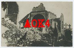 62 LORGIES Eglise Nordfrankreich Ruine Neuve Chapelle Illies La Bassee - Autres Communes