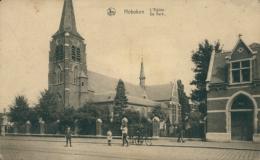 BE HOBOKEN / Hoboken L'Eglise De Kerk - Belgique