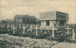 BE HOUTHULST / Lazarett Mit Friedhof / - Houthulst