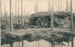 BE HOUTHULST / Ruines De La Fôret, Abris Sous Bois / - Houthulst