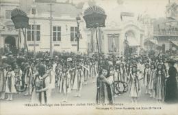 BE IXELLES / Ixelles,  Cortège Des Saisons Juillet 1910 , Le Printemps / - Belgium