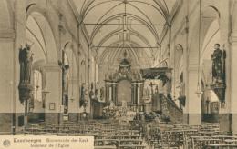 BE KEERBERGEN / Intérieur De L'Eglise / - Keerbergen