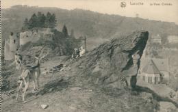 BE LA ROCHE / Le Vieux Château / - La-Roche-en-Ardenne