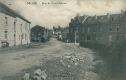 BE LEGLISE / Rue De Neufchâteau - Léglise