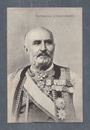 NICOLAS ROI DE MONTENEGRO - Familles Royales