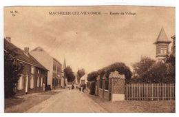 Machelen-lez-Vilvorde : Entrée Du Village (Marcovici) - Machelen