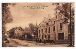 Machelen-lez-Vilvorde : Château De Pellenberg (Marcovici) - Machelen