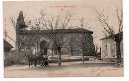 EGLISE DE GANDALOU Près De CASTELSARRASIN (82) - France
