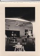 MIMI PHOTO---BATEAUX  PAQUEBOT  FOCH--sur Le Foch Entre DAKAR Et ABIDJAN--décembre 51--voir 2 Scans - Photographs
