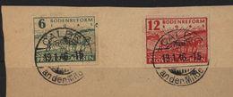 SBZ,85-86,BS,o,Calbe An Der Milbe - Sowjetische Zone (SBZ)