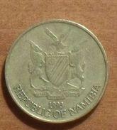 1993 - Namibie - Namibia - 1 DOLLAR - KM 4 - Namibië