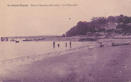 Le Grand Piquey Bassin D'Arcachon Le Débarcadère - Andere Gemeenten
