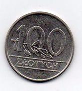 Polonia - 1990 - 100 Zloty - Vedi Foto - (MW248) - Polonia