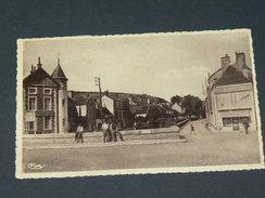 NUITS SAINT GEORGES    1947 /   PLACE DU PONT  CIRC OUI / EDIT - Nuits Saint Georges