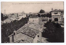 UNE VUE De CARPENTRAS (84) PRISE DU CLOCHER DE L'ANCIEN COUVENT DES DOMINICAINS - Carpentras