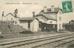 Sancy Trieux : La Gare - Briey