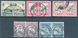 South Africa 1933. Voortrekker Memorial Fund Set. SACC 51-54, SG 50-53. - South Africa (...-1961)