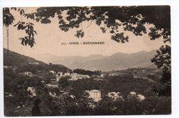 BOCOGNANO (CORSE) - VUE GENERALE - Autres Communes