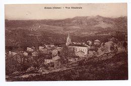ZONZA (CORSE) - VUE GENERALE - Autres Communes