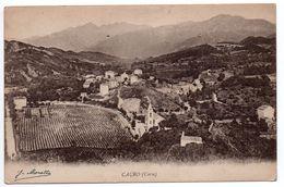 CAURO (CORSE) - VUE GENERALE - Autres Communes
