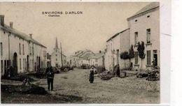 ENVIRONS DE ARLON  CHATILLON  Attelages - Arlon