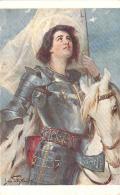 Jeanne D'Arc - Jan Styka, Jeanne D'Arc, Lapina - Personnages Historiques