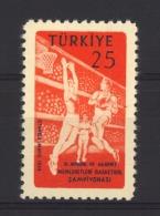 06398  -   Turquie :  Yv  1443  **   Basket - Nuevos