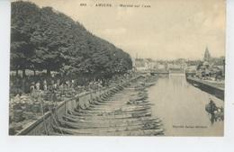 AMIENS - Marché Sur L'eau - Amiens