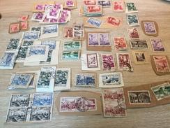 Lot De Timbre Du Maroc Années 1950 - Briefmarken