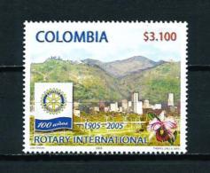 Colombia  Nº Yvert  1323  En Nuevo - Colombia