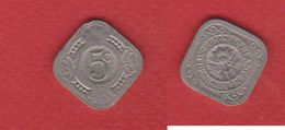 Pays Bas / 5 Cents 1929  / KM 153 / TB - [ 3] 1815-… : Royaume Des Pays-Bas