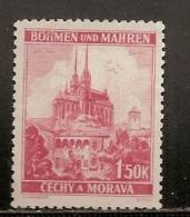 BOHEME ET MORAVIE  N°  30    OBLITERE - Bohême & Moravie