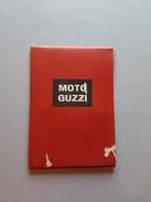 Moto Guzzi Cartina Stradale Italia 1960 Originale - Genuine Factory Italy Map - Moto
