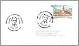 100 Años S. LEONARDO MURIALDO - JOSEFINOS. Orduña, Pais Vasco, 2000 - Cristianismo