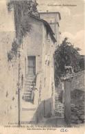 06 - ALPES MARITIMES / Contes - 06003 - La Montée Du Village - Autres Communes