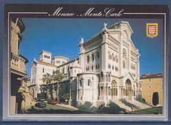 = Principauté De Monaco, La Cathédrale, Carte Postale - Kathedrale Notre-Dame-Immaculée