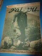 1917 J'AI VU:Sauvetage;Chaussures Des Combattants;Abbaye De Montsoult;Poperinghe;Viande Des POILUS;Baleine à Biarritz - French