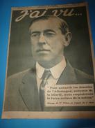 1917 J'AI VU:Les USA Arrivent Aussi Avec Leurs Chevaux ; Tout Le Peuple Russe Contre L'Allemagne;Le Père Cayatte; Etc - French