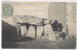 DOLMEN DE CRUCUNO - CARNAC - Dolmen & Menhirs