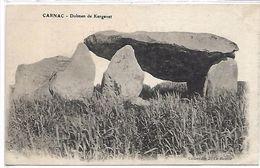DOLMEN DE KERGAVAT - CARNAC - Dolmen & Menhirs