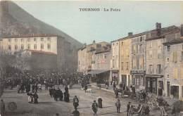 07 - ARDECHE / Tournon - 07019 - La Foire -  Beau Cliché Animé - France