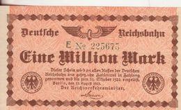 23-Germania-Cartamoneta-Banconota F.D.S. 5 Milioni Di Marchi-Stato Di Conservazione:Ottimo - 5 Millionen Mark