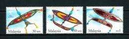 Malasia  Nº Yvert  1106/8  En Nuevo - Malaysia (1964-...)