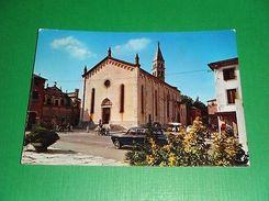 Cartolina Oderzo ( Treviso ) - Il Duomo 1970 - Treviso