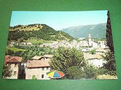 Cartolina Tarzo ( Treviso ) - Panorama 1968 - Treviso